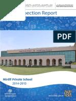KHDA Mirdif Private School 2014 2015