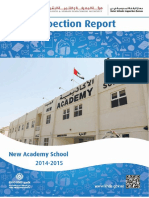 KHDA New Academy School 2014 2015