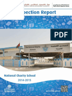 KHDA National Charity School 2014 2015