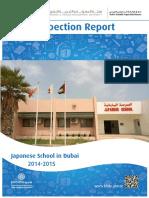 KHDA Japanese School 2014 2015