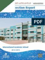 KHDA International Academic School 2014 2015