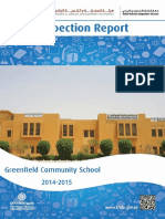 KHDA Greenfield Community School 2014 2015