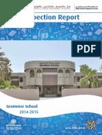 KHDA Grammar School 2014 2015