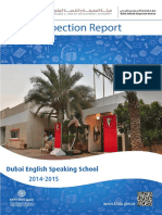 KHDA Dubai English Speaking School 2014 2015