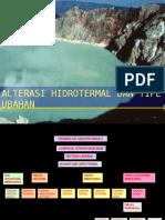 4. PROSES HIDROTERMAL