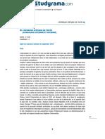 Gardien de La Paix Etude-De-texte 2014