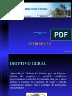 ETC Metodologia Introdução