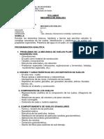 Syllabus Suelos I NG.corrEA