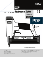 Senco NFG043 Air Nailer