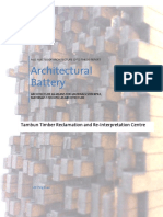 Architectural Battery