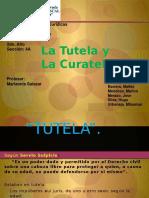Derecho Romano Tutela Curatela UGMA 4A
