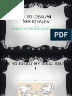 Mi Yo Ideal.mi Ser Ideales