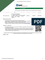 Servicio de AdministraciDon Tributaria - Control de Citas
