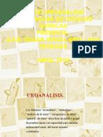 Uroanálisis