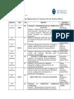 Malla Curricular de Diplomado en Correcci%C3%B3n de Textos2