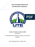 Paola Mejía - Guía Destinos Turisticos (SED) 2015-2016