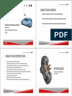 UFCD 5010 - Sistemas de Transmissão Automática