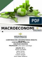 EXPOSICION DE MACROECONOMIA GRUPO N°1