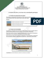 Principios de la Geología