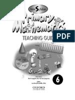 Primary Mathematics Teaching Guide 6
