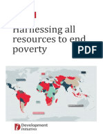 Harnessing All Resources to End Poverty212