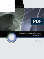 WB PREM Financing for Development Pub 10-11-13web