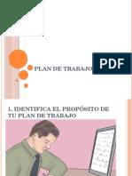 Plan de Trabajo - IMPedregal