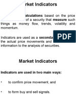 Lecture8 Market Indicators