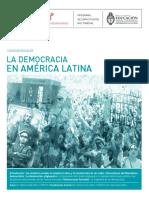Democracias en América Latina