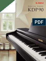 KDP90 Brochure En
