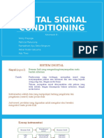 Digital Signal Conditioning