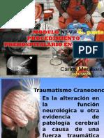 Manejo de Trauma de Craneo, Torax y Columna II