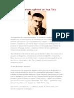 Monteiro Lobato e a gênese do Jeca Tatu