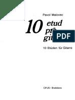 10 Etudes
