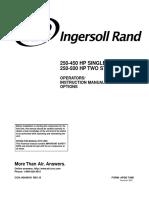 Manual de Operacion de Compresor Ingersoll Rand