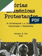 Memórias Protestantes - Zwinglio M. Dias