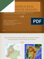 Unidad 3 Las Mateméticas en La Nueva Granada - Antonio José Agudelo Palacio