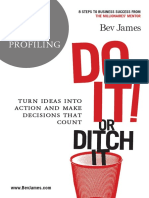 Do It Guide Disc Profiling