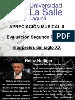 Apreciacion Musical II