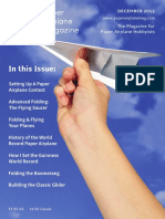 Paper Airplane Magazine