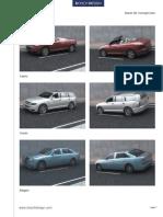 D3D-ConceptCars