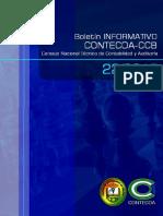 Boletin Contecoa 22 2015