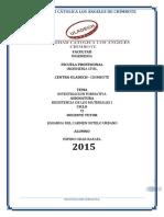 Investigacion Formativa - II Unidad
