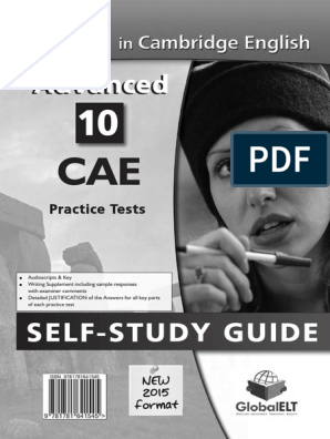 Succeed in Cambridge English Advanced - 10 Prac | Characters