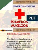 SSO - 302 PRIMEROS AUXILIOS