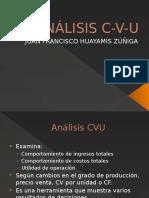 ANÁLISIS C-V-U