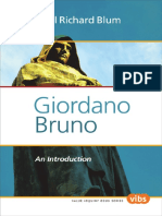 (Values in Italian Philosophy, 254) Paul Richard Blum-Giordano Bruno_ an Introduction-Rodopi (2012)