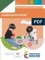 21 El Arte en La Educación Inicial