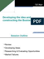 M&E 2014 Session 8 Business Model BB