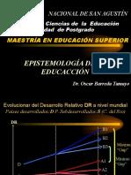 Presentación Epistemología de La Educación Unsa 2012